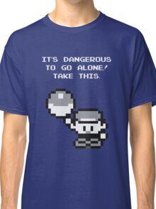 Take This! Blue Version Classic T-Shirt