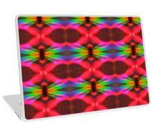 Laser Lights Laptop Skin