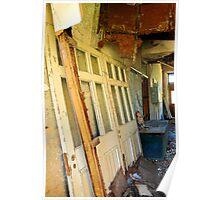 Gladesville Asylum - Doors to the Future Poster