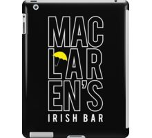 MacLaren's Irish Bar iPad Case/Skin