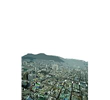 Busan view Photographic Print