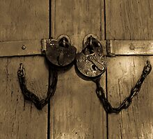 Locked And Chained Together by Andy Mueller