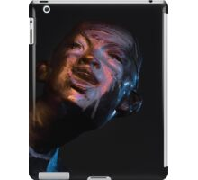 Bronze boy (2) iPad Case/Skin