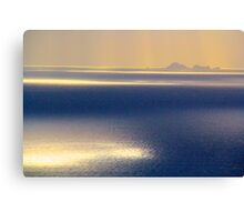 Islands in the Sun Canvas Print