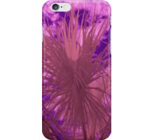 Infrared Palm iPhone Case/Skin