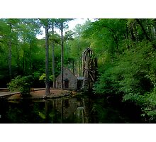 ~The Mill at Berry College~ Photographic Print