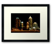 ~Atlanta~ Framed Print