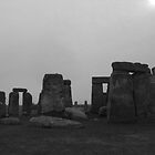 Stonehenge by Talia Knight