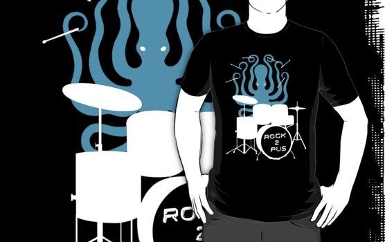 Octopus Rock! by Brother Adam