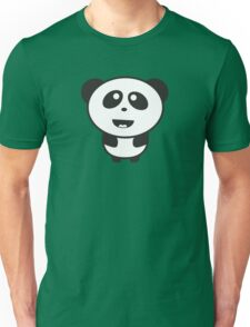 Cute Baby Panda Unisex T-Shirt