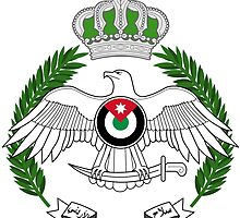 Royal Jordanian Air Force Emblem by abbeyz71
