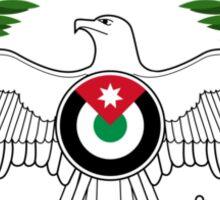 Royal Jordanian Air Force Emblem Sticker