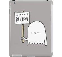 Skeptics iPad Case/Skin