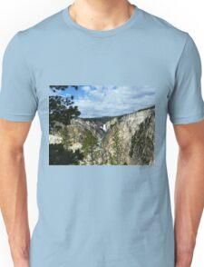 Yellowstone Falls  T-Shirt