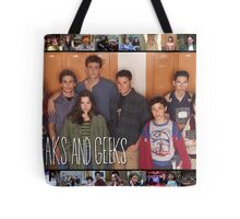 Freaks and Geeks Shirt Tote Bag