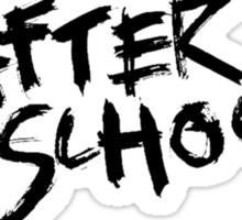 After School Sticker