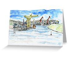Tyneosaurs Greeting Card