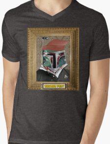 Broba Fett Mens V-Neck T-Shirt