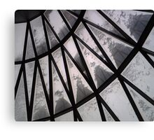 Swiss Igloo Canvas Print