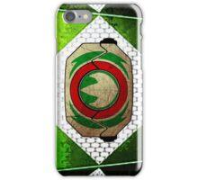 GreenRanger 2 iPhone Case/Skin