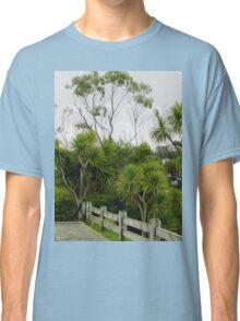 Cabbage Trees  Botanic Gardens Wellington  New Zealand Classic T-Shirt