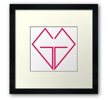 Girls Generation - Mr.Mr Framed Print