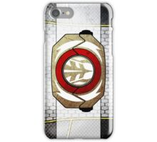 WhiteRanger iPhone Case/Skin