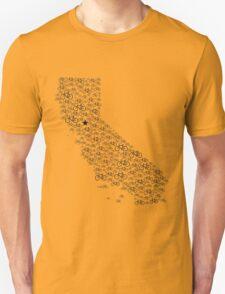 Bike California  Unisex T-Shirt