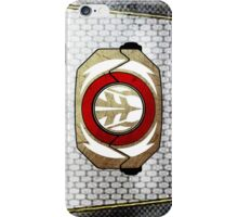WhiteRanger 2 iPhone Case/Skin