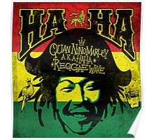 HAHA - QuaninoMarley Poster