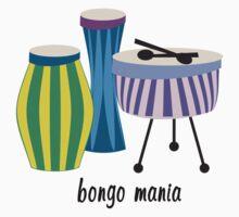 Bongo Mania by Zehda