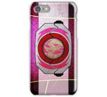 PinkRanger iPhone Case/Skin