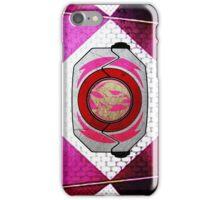 PinkRanger 2 iPhone Case/Skin
