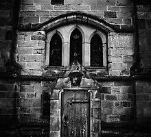 Gothic Night 1 by Brian Canavan
