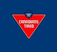 Canadians Tired by Phneepers