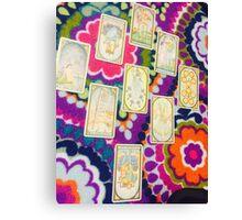 Mystic Tarot Canvas Print