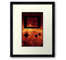 Space Boy Framed Print