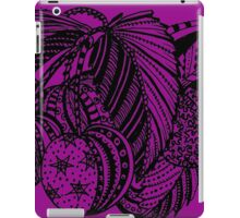 Cherries  Aussie Tangle  (see description notes for background colour options) iPad Case/Skin