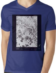 Maine USGS Historical Map Grand Isle SW 806725 1975 24000 Inversion T-Shirt