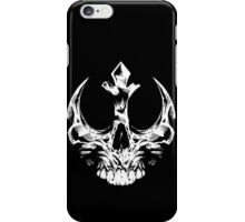 the dark side iPhone Case/Skin