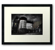 Ibrox Stadium Framed Print