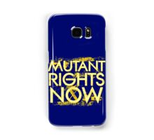 Mutant Rights Now Samsung Galaxy Case/Skin