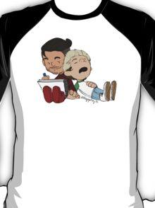 Zayn Sketching Niall T-Shirt