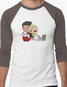 Zayn Sketching Niall Men's Baseball ¾ T-Shirt