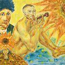 To Van Gogh - December Sun by Lydia Cafarella