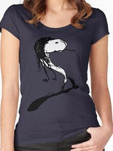 Camel Women's Fitted Scoop T-Shirt