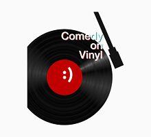 Comedy on Vinyl Unisex T-Shirt