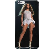 Beyoncé Ms. Carter Tour On Stage iPhone Case/Skin