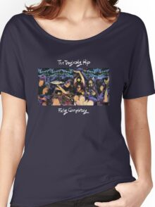 TRAGICALLY HIP FULLY COMPLETELY Women's Relaxed Fit T-Shirt