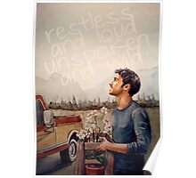 Restless and Loud Poster